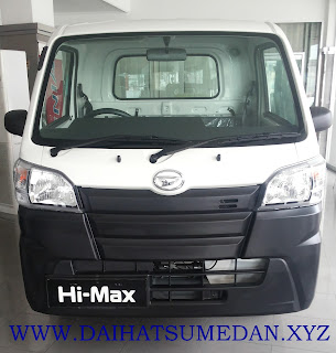 Eksterior Daihatsu Hi-Max Depan