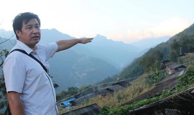 Pregador percorre montanhas de 4 mil metros a pé para pregar a igrejas remotas na China