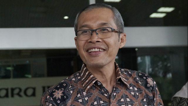 Pimpinan KPK: Kami Berhentikan 57 Pegawai dengan Berat Hati