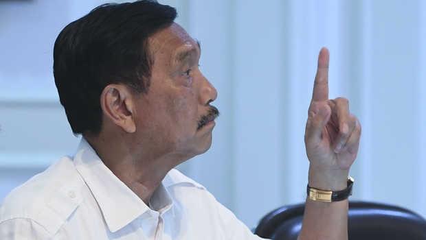 Minta Rakyat Jangan Hanya Bisa Mengkritik, Opung Luhut: Mari Terlibat Langsung!