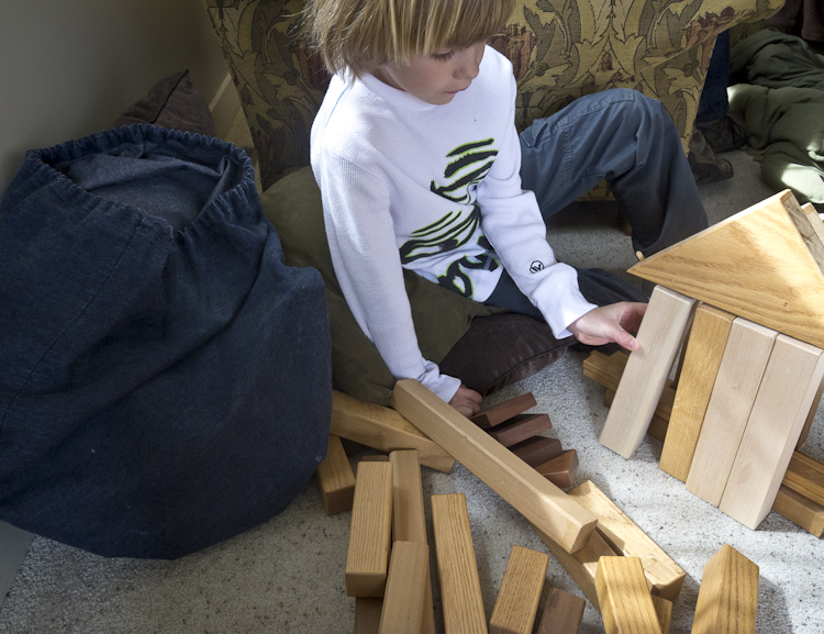 Pure And Noble: Reduce, Reuse, Recycle: Wood Scraps