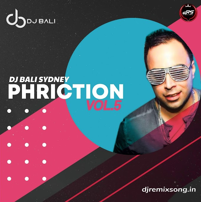 DJ Bali Sydney - Phriction Vol-5