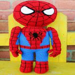 http://www.ravelry.com/patterns/library/arachnid-buddy---kid-hero