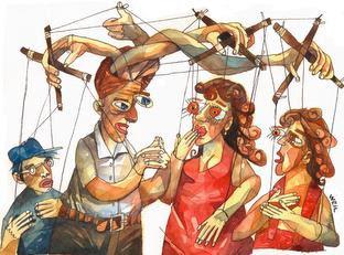 Humanidad manipulada