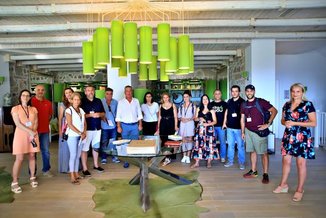 Πρέβεζα: Την ακτογραμμή της Ηπείρου γνώρισαν Έλληνες δημοσιογράφοι και Travel Blogger φιλοξενούμενοι της Περιφέρειας Ηπείρου