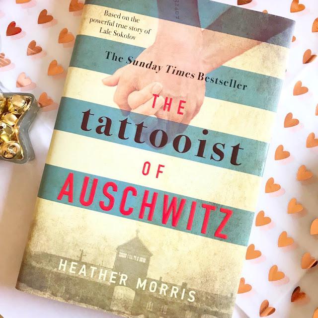 The Tattooist Of Auschwtiz by Heather Morris