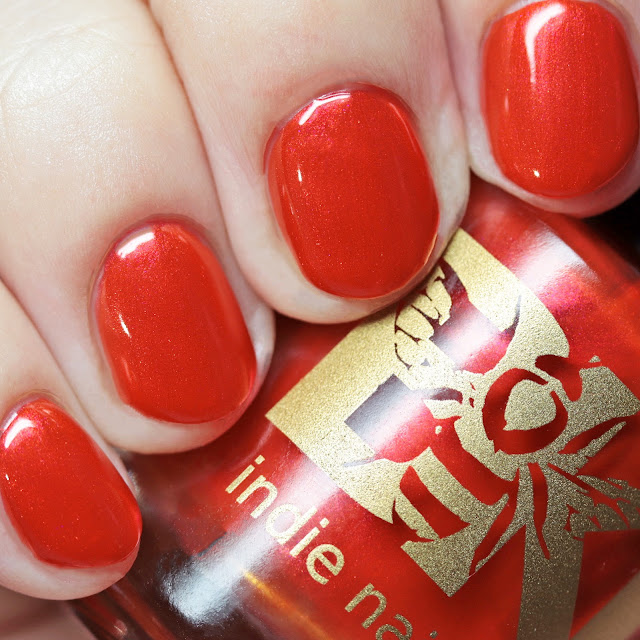 Bee's Knees Lacquer The Red Room