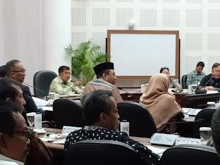 Percepat Rehab Rekon, Gubernur dan Wagub Rapat bersama Wakil Presiden