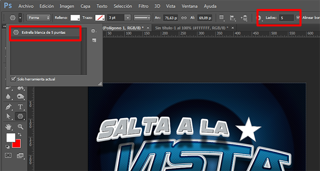 Tutorial de Photoshop Efecto de Texto Deportivo by Saltaalavista Blog 44