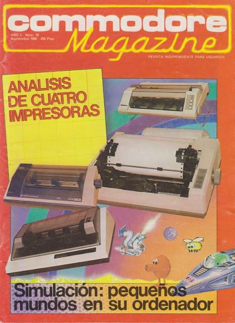 Commodore Magazine #19 (19)