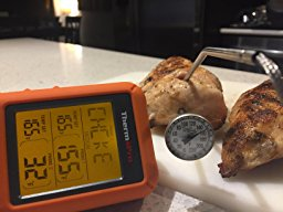 Thermopro tp20 digital thermometer review