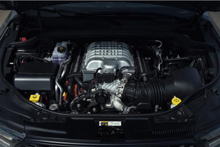Dodge Durango SRT Hellcat 2021, siêu SUV 710 mã lực tái xuất