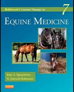 Robinson's Current Therapy in Equine Medicine 7th Edition