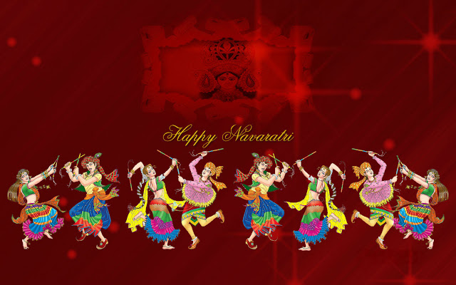 Navratri Wallpapers 2016