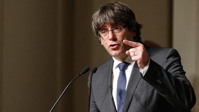 Puigdemont renuncia a su sueldo como expresidente