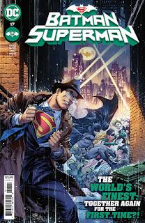 Batman/Superman #17 - Cover