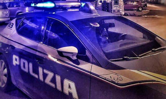 Per evasione e lesioni aggravate, la Polizia denuncia un foggiano