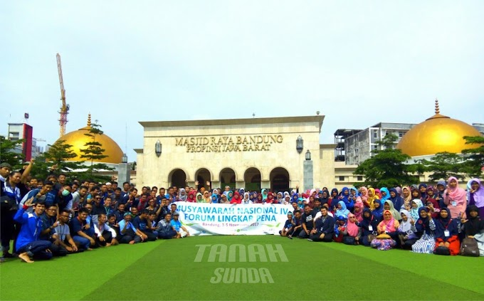 Seuntai Rasa di Bandung