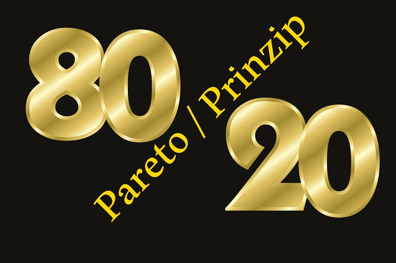 80 - 20 ಪ್ರಿನ್ಸಿಪಲ್ : 80-20 Principle in Kannada
