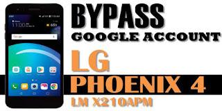 ازالة حساب جوجل FRP LG PHOENIX 4 بدون كمبيوتر