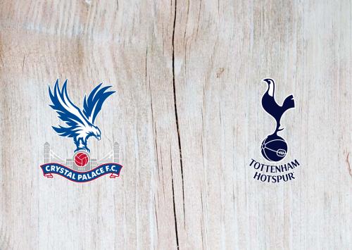 Crystal Palace vs Tottenham Hotspur -Highlights 13 December 2020