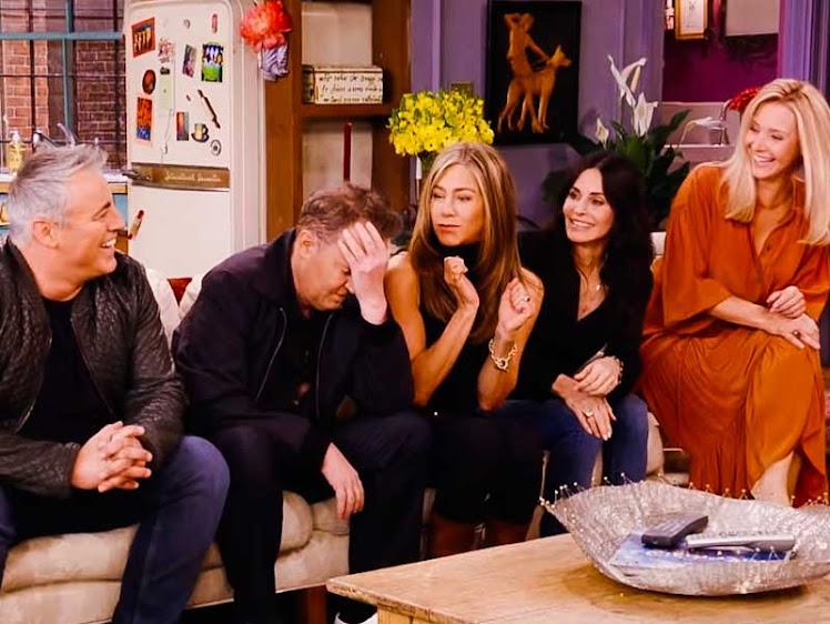 HBO Max divulga trailer oficial de Friends: The Reunion