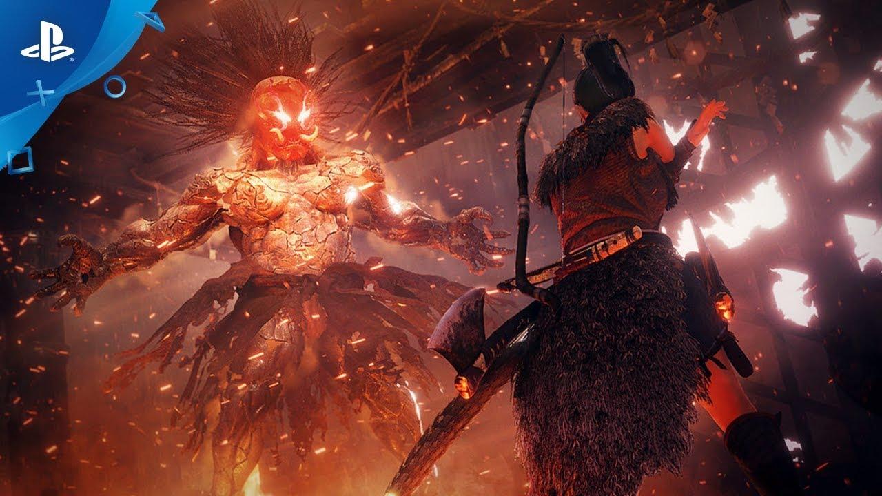 Game Nioh 2 PS4 Ungkap Trailer Baru Rilis Maret Mendatang