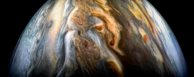 SURPRISE NEWS - There's More Water on Jupiter Than Anyone's Imagination