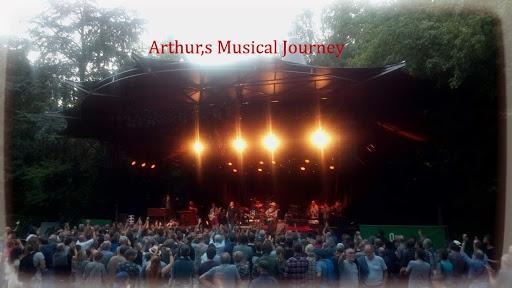 Arthur,s Musical Journey
