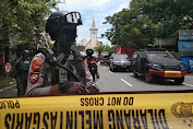 Kapolri Sebut Pelaku Bom Bunuh Diri di Makassar Kelompok JAD