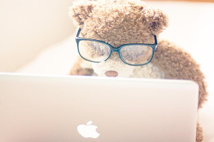 A Reading Bear