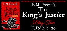 The King's Justice Blog Tour