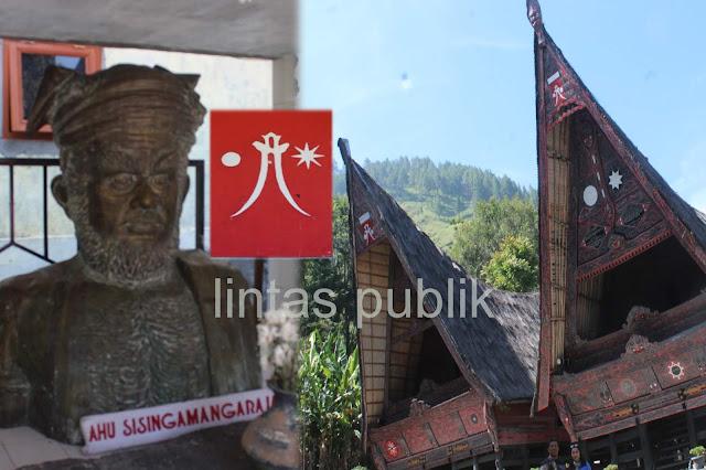 Di Istana Sisingamagaraja Ada 11 Makam Raja dan 4 Rumah Batak, Ini Foto-fotonya
