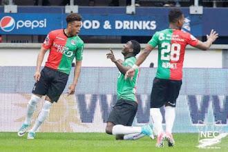 Liverpool loanee banned in Belgium