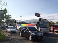 Jalur Pantura Cirebon Jum'at Pagi Ramai dan Lancar