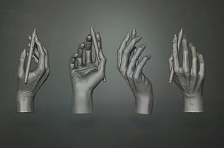 Esculpido 3D en ZBrush