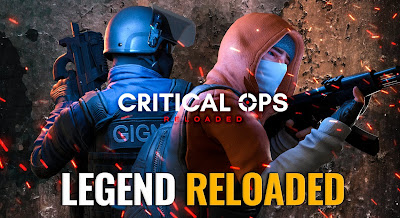 Critical Ops: Reloaded APK + OBB For Android