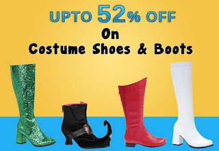 Costume Shoes & Boots Sale Upto 52% Off