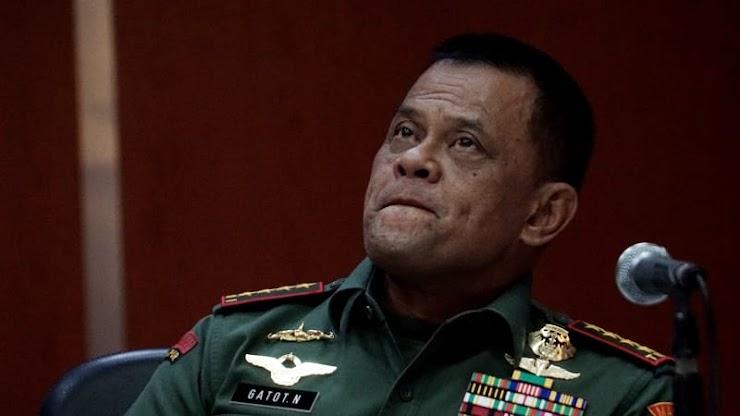 Cita-cita Jenderal TNI Gatot Nurmantyo Sebelum Pensiun