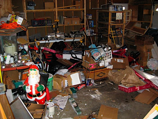 The Conspicuous Consumptive Shopping Habits Of Americans Are Starting To Show In Our Bulging Closets Garages And Rented Storage Units Putting