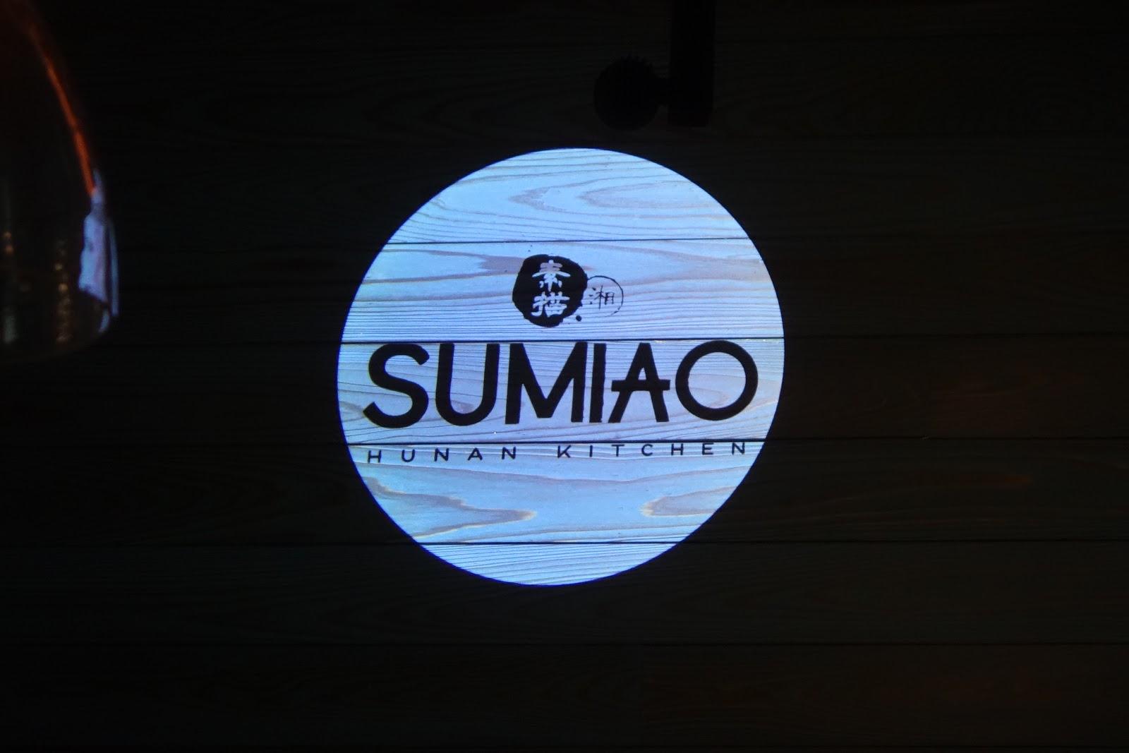 The Passionate Foodie Sumiao Hunan Kitchen An Impressive