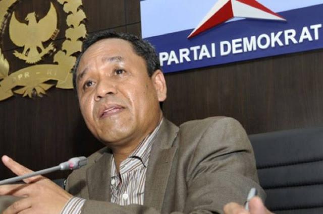 Seorang Warga Puji Jokowi karena UU Desa, Politikus Demokrat: Itu Dibikin Zaman SBY