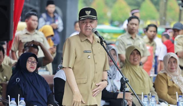 Wakil Bupati Lumajang dr. Buntaran Suprianto, M.Kes