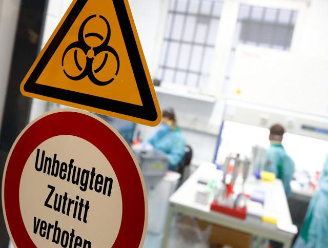 Alemanha regista quase 200 mortes por covid-19