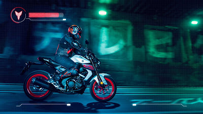 New Yamaha MT-125 model 2020