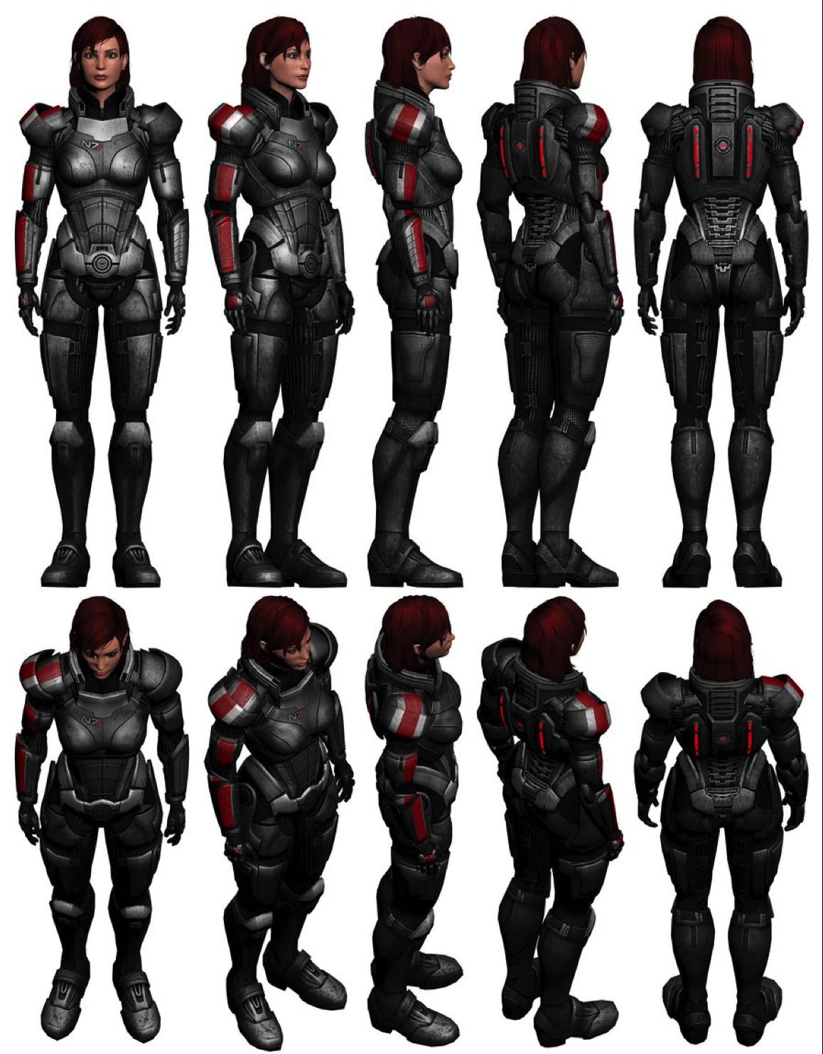 Mass Effect N7 Armor Build | CKCosplay