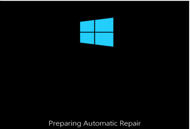 Preparing Automatic Repair