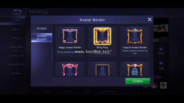 Download script border kof mobile legends Script Border King Of Fighter (KOF) Mobile Legends Gratis