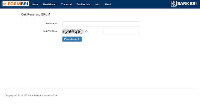 Cek eform.bri.go.id Untuk Mendapatkan Bantuan BLT UMKM 1,2 Juta