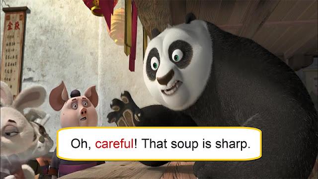 Arti Careful